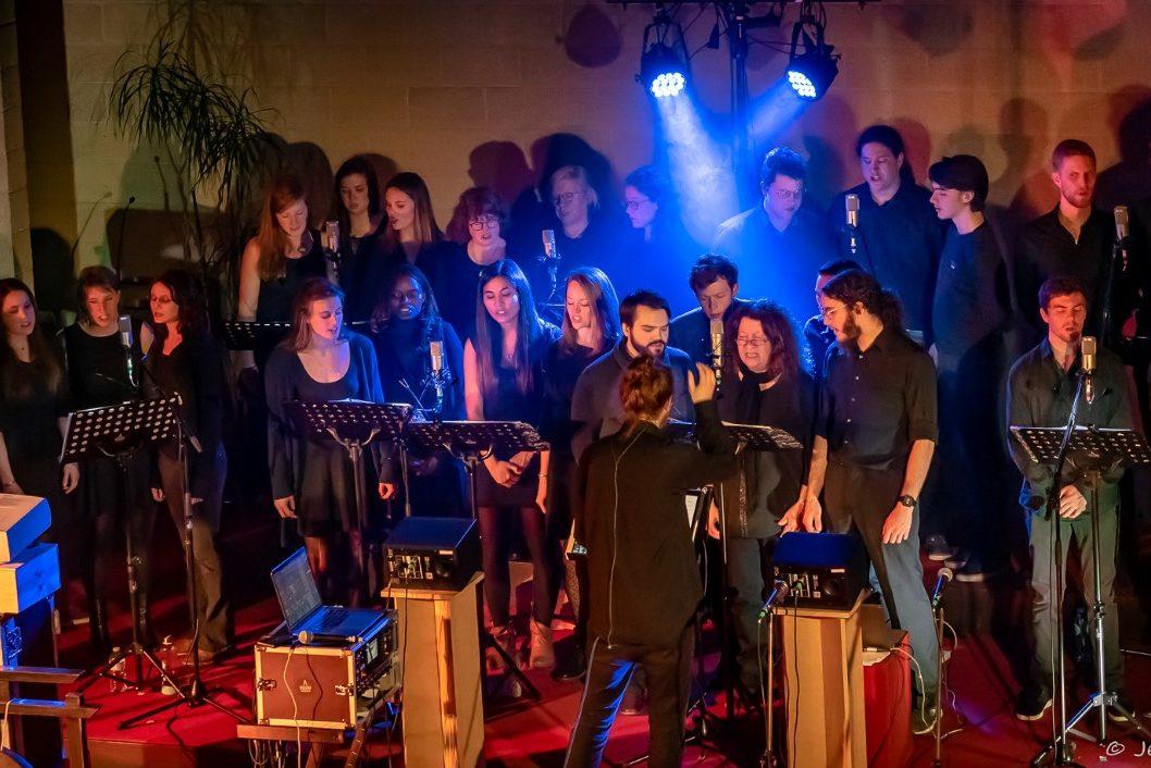 Concert du groupe WOW 01/12 à 17h30 à Esneux