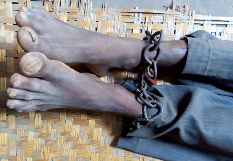 Survivre en prison à Luebo
